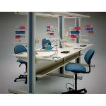 Kewaunee Scientific Corporation - Column-Based Workstations - Standard Duty Evolution