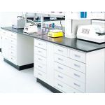 Kewaunee Scientific Corporation - Eco Products - Research Collection Steel Casework