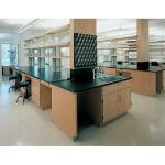 Kewaunee Scientific Corporation - Eco Products - Signature Series Wood Casework