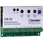Camden Door Controls - CX-12 Switching Network