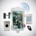 Camden Door Controls - Lazerpoint RF 915Mhz. Wireless Door Control System