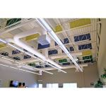 AcoustiGuard - WILREP LTD - PVC Baffles -Acoustical Sound Absorbing Panels