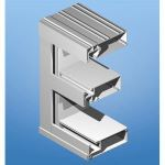 Arcadia, Inc. - AF600+ Series (Non-Thermal) Offset Glazed System Window Wall Framing