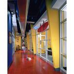 "Wilson Partitions® - Snap-On Trim Profile Series 375 for a 3 3/4"" Partition"