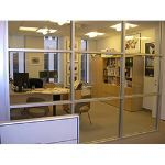 "Wilson Partitions® - Snap-On Trim Profile Series 458 for a 4 5/8"" Partition"