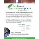 Green Umbrella - Green Umbrella Green DeepClean with Slip-Resist