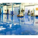 Flowcrete (in the Americas) - Flowfresh SRQ Antimicrobial Treated Cementitious Urethane Floor System