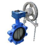 BI-TORQ Valve Automation - Gear Operated Butterfly Valves