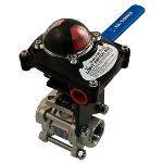 BI-TORQ Valve Automation - MS-3PT (3-Piece SS) Ball Valves