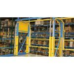 Rite-Hite - Mezzanine & Elevated Platform Barriers - RacKeeper® Safety Gate