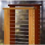 Stainless Cable & Railing - Wood Cable Railing Systems