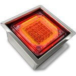 "Sels Smart Era Lighting Systems - LSP 44 - 4x4"" Lighted Solar Paver"