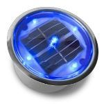 "Sels Smart Era Lighting Systems - LSP4 - 4"" Lighted Solar Puck"