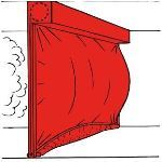 Stoebich Fire Protection - Smoke Curtain T