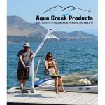 Aqua Creek Products - The Power EZ 2 Pool Lift / Boat Access