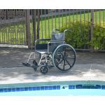 Aqua Creek Products - Stainless Steel Aquatic Wheelchairs