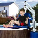 Aqua Creek Products - The Spa Lift Elite™