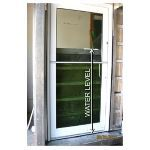 Flood Barrier America - Aluminum Flood Doors from Savannah Trims