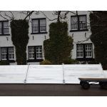 Flood Barrier America - RapiDam Rigid Barrier