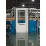 Flood Barrier America - Flood Safety Door - PVCu - Aquobex