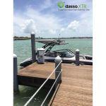 dassoXTR - Classic Espresso 2x6 Boardwalk G0 Fused Bamboo