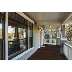 dassoXTR - Classic Espresso 1x4 Porch Flooring T&G Fused Bamboo