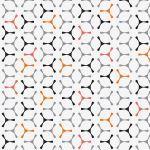 Acoufelt LLC - Geometric Pinwheels Large QP12