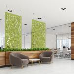Acoufelt LLC - Fern Wall Screens