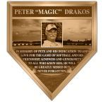 Bronze Memorials - Baseball/Sports Plaques