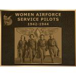 Bronze Memorials - Photo Relief Plaques