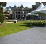Signature Systems Group, LLC - HexaDeck® Tiles - Tent & Shelter Flooring, Walkways, and Roadways
