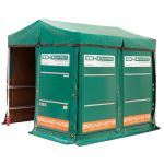 Echo Barrier USA, LLC - Temporary Noise Control Enclosures - H20 Acoustic Enclosure