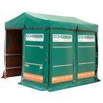 Echo Barrier USA, LLC - Temporary Noise Control Enclosures - H20 Acoustic Enclosure