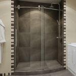 Seawin Hospitality - Shower Doors - Briza Curve
