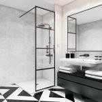 Seawin Hospitality - Shower Doors - Impressa