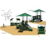 Park Planet - Greengate Playground Structure