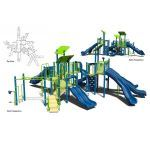 Park Planet - Salisbury Playground Structure