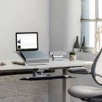 Humanscale - L6 Laptop Holder Designed by Humanscale Design Studio
