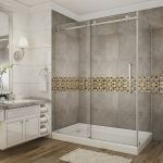 Aston Global - SEN976 Moselle Completely Frameless Sliding Door Shower Enclosure