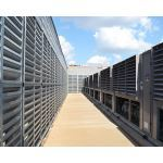 Industrial Ventilation Systems - Sound Attenuation
