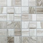 Floor & Décor - Festival Drift Matte 2 in. Square Porcelain Mosaic