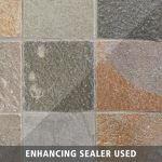 Floor & Décor - Rock Ridge Andes Natural Decorative Slate Tile