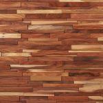 Floor & Décor - Dimensions Small Leaf Acacia Hardwood Wall Plank Panel