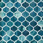 Floor & Decor - Montage Marina Del Ray Arabesque Glass Mosaic
