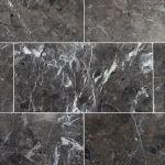 Floor & Decor - Maravilla Castello Grigio Polished Marble Tile