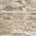 Floor & Decor - Rock Ridge Beachwalk Splitface Slate Panel Ledger