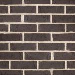Floor & Decor - Carbon Black Thin Brick Panel