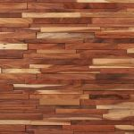 Floor & Decor - Dimensions Small Leaf Acacia Hardwood Wall Plank Panel