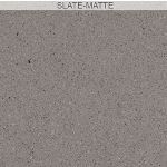 European Quartz - Slate-Matte Collection