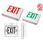 Westgate Mfg. - Exit & Emergency Lighting - LED Exit Sign with Remote Capability